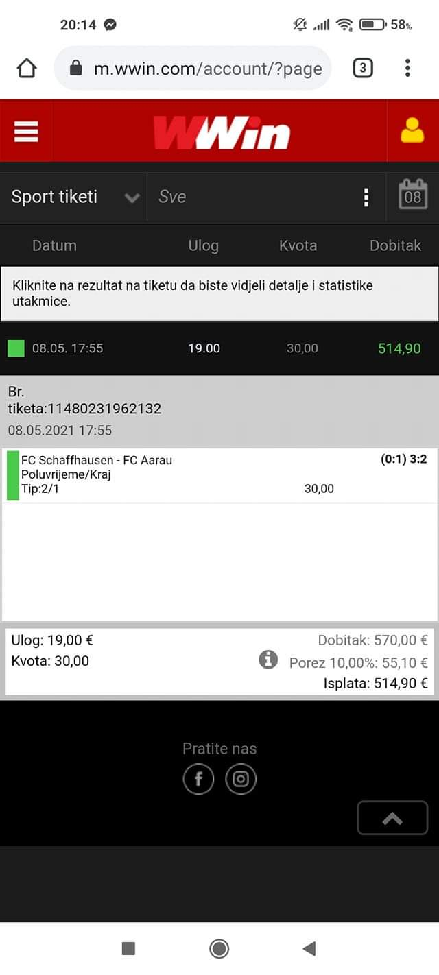 Safest fixed match bets